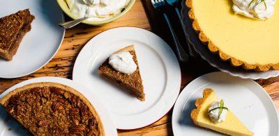 Shaw's Pie Spread