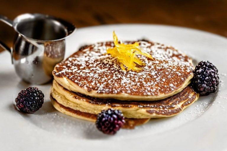 Beatrix - Lemon Pancakes