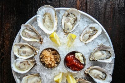 oysters at Quality Crab & Oyster Bah