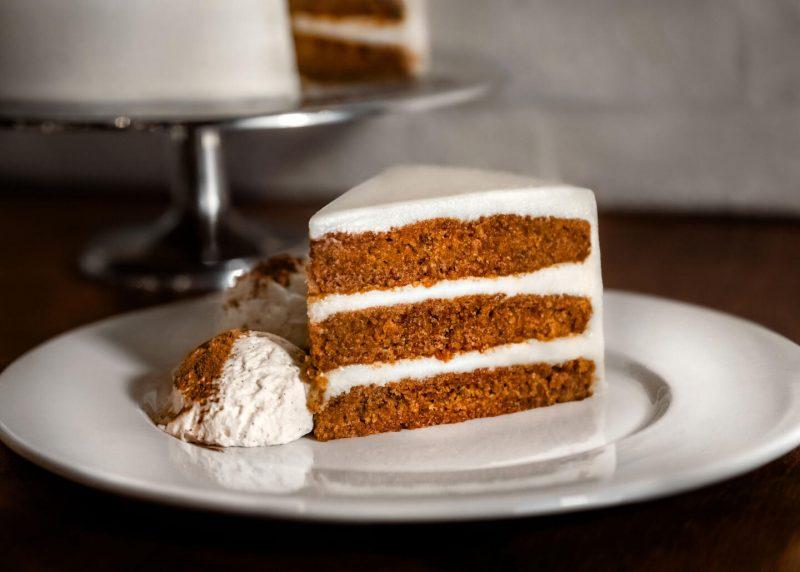 Martha Melman Carrot Cake