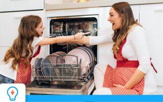Quelle est la consommation d'un lave-vaisselle?