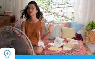 Consommation d'un ventilateur: comment l'estimer?