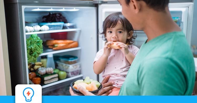 Consommation du frigo: combien consomme votre réfrigérateur?