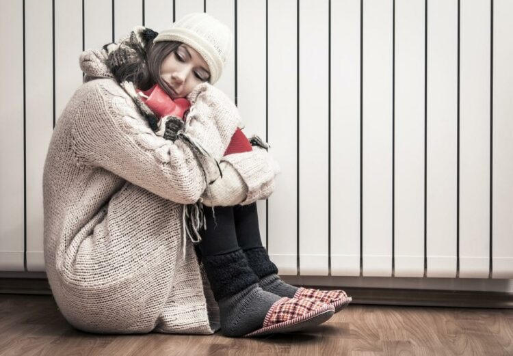 Logement: 1 Français sur 2 a froid chez lui