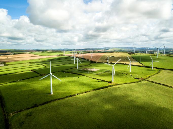Energie: La première éolienne en mer de France a été installée