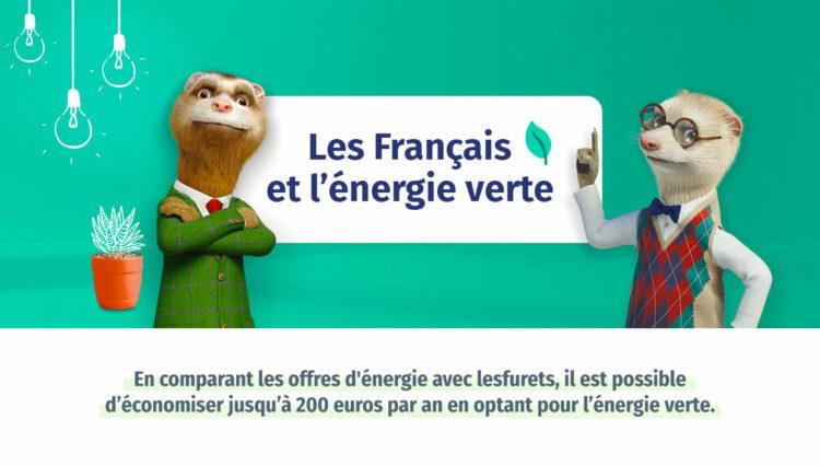 Énergie verte: est-ce que les Français se sentent concernés?