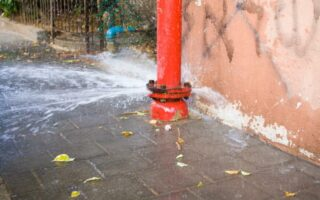 Indemnisation en cas de dégât des eaux: le cas de la fuite avant le compteur