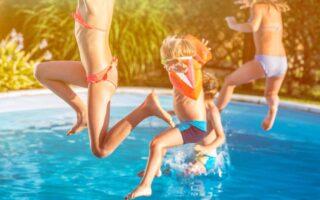 Sécurité et réglementation sur la construction d'une piscine privée