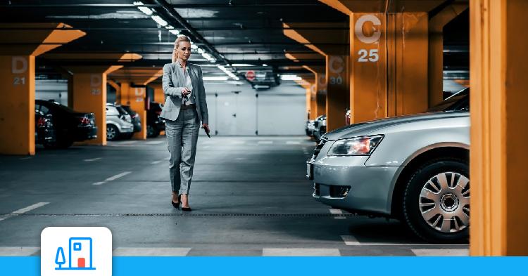 Location de parking: formalités et assurance