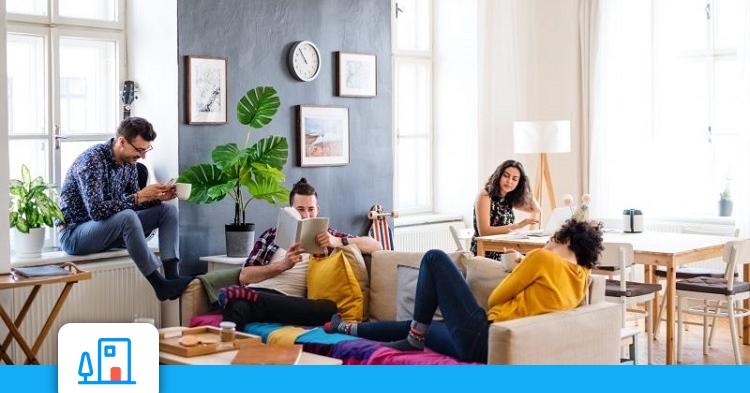 Quelle assurance habitation choisir en cas de colocation?