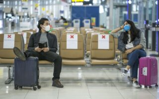 Covid-19: une assurance voyage renforcée avec certaines compagnies aériennes