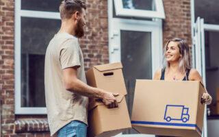 Le déménagement avec l'économie collaborative