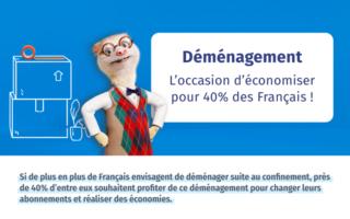 Près de 40% des Français profitent d'un déménagement pour changer leurs abonnements