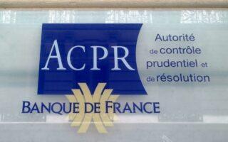 Quel est le rôle de l'Autorité de Contrôle Prudentiel et de Résolution (ACPR)?