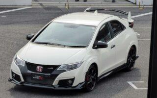 Honda Civic Type R: découvrez la berline la plus rapide du monde sur le Nürburgring