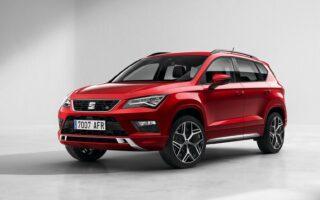 Seat Ateca FR, le nouveau SUV haut de gamme