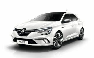 Renault: La Mégane Sedan sacrée voiture de l'année 2017