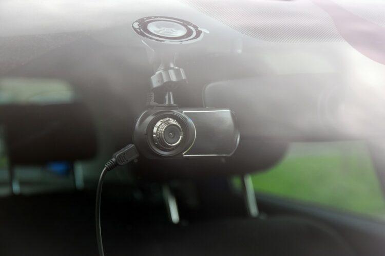 Caméra embarquée: une preuve en cas d'accident de la route