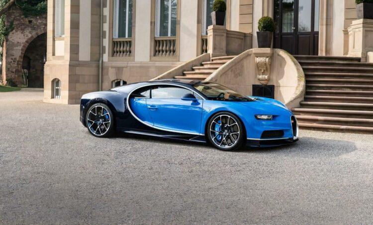 Bugatti Chiron: Pourra-t-elle foncer à 500 km/h grâce à de nouveaux pneus?