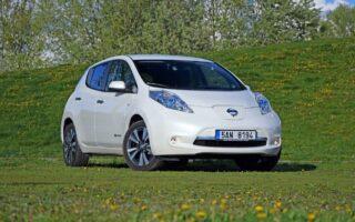 Nissan Leaf: une seule pédale pour freiner et accélérer