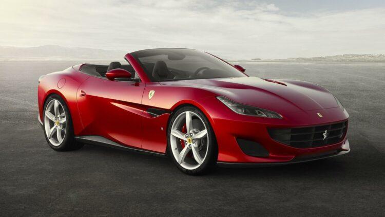 Ferrari Portofino: Le modèle le moins cher de la marque