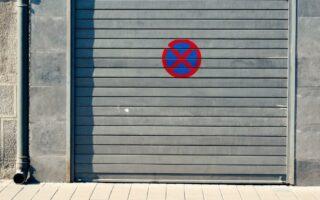 Stationnement: vous ne pouvez plus vous garer devant votre propre garage