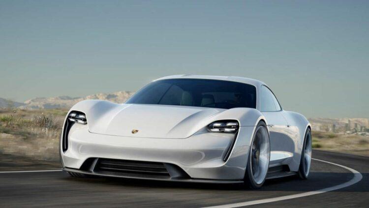 Porsche Mission E: la marque dévoile le prix de son véhicule électrique