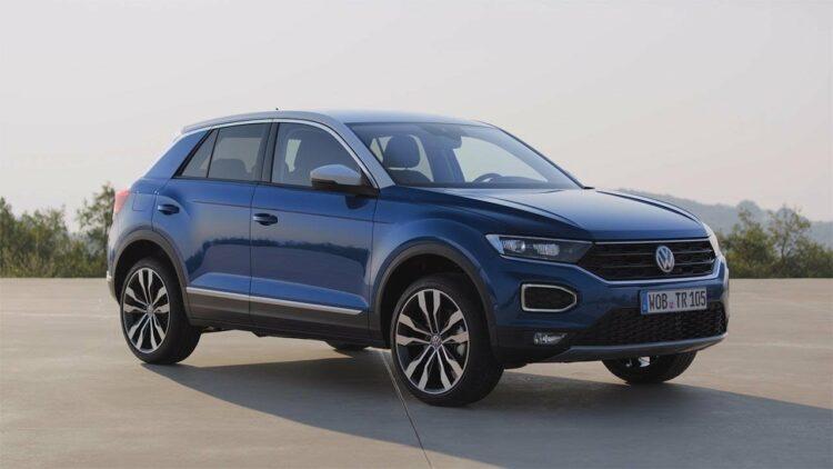 Volkswagen T-Roc: la marque dévoile ses tarifs