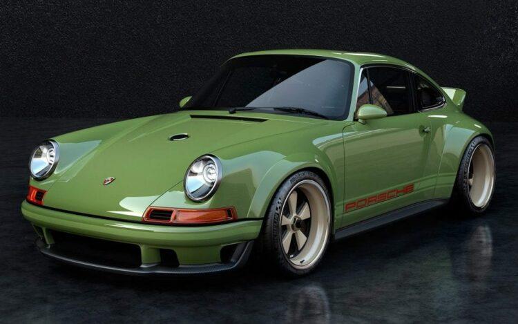 Porsche 911: Singer s'associe avec Williams pour son dernier modèle
