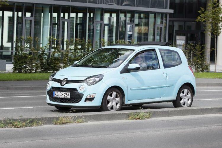 Twingo: la célèbre Renault fête ses 25 ans