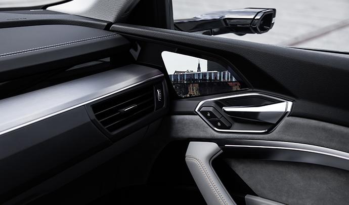 Voiture connectée: Audi remplace les rétroviseurs par des caméras