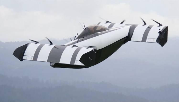 Voiture volante: le BlackFly coûtera le prix d'un SUV