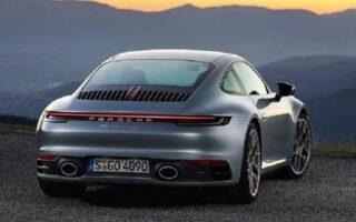 Porsche 911: découvrez les premières photos de la nouvelle génération