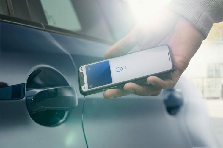 Démarrer sa voiture avec son iPhone: bientôt possible avec la Digital Key d'Apple et BMW