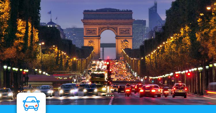 Trafic routier: Paris bientôt limitée à 30km/h