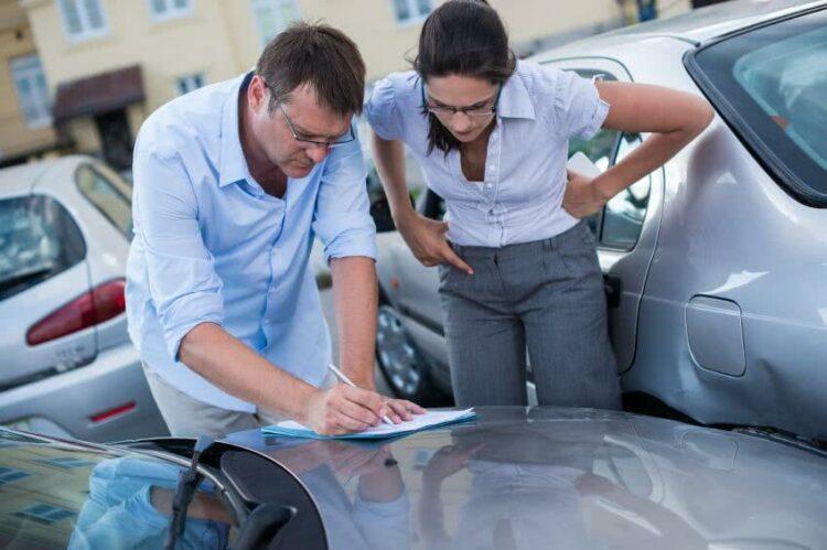 Constat amiable: Refus du conducteur adverse
