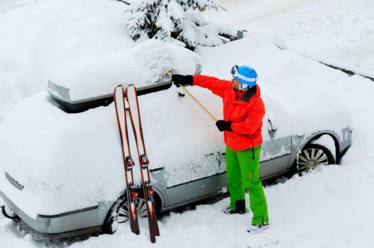 Bien préparer sa voiture pour les vacances d'hiver