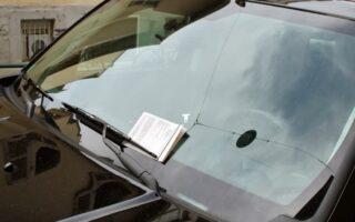 Code de la route: les infractions connues et moins connues entraînant une contravention