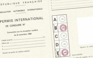 Focus sur le permis de conduire international