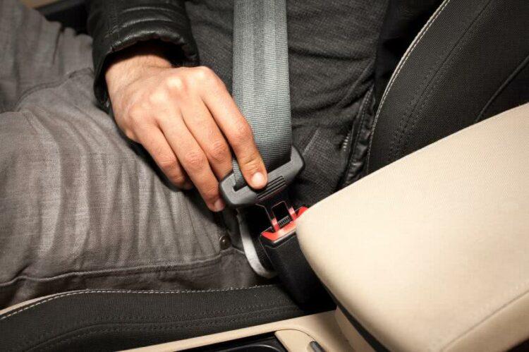 Non-port de la ceinture de sécurité: quelles conséquences?