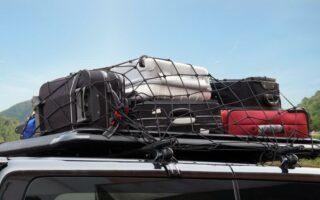 Bagages sur le toit, les précautions à prendre