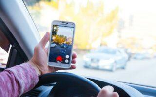 Téléphone portable au volant: quelles sanctions?