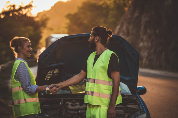 Constat amiable d'accident auto: les démarches auprès de votre assurance auto