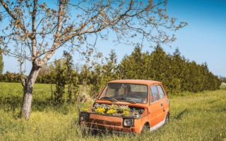 Quelle assurance pour un véhicule hors d'état de rouler?