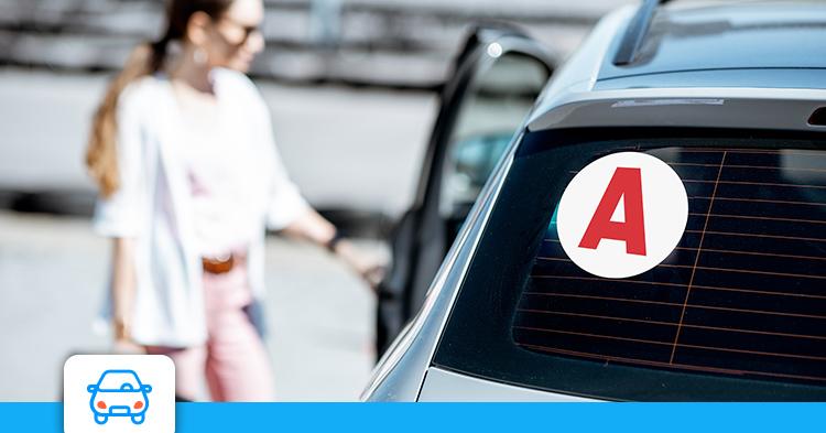 Tout savoir sur l'autocollant «A» pour les voitures