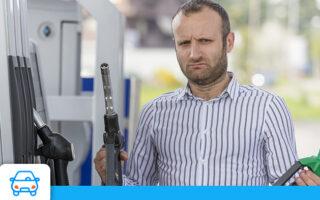 J'ai mis de l'essence au lieu du diesel, que faire?