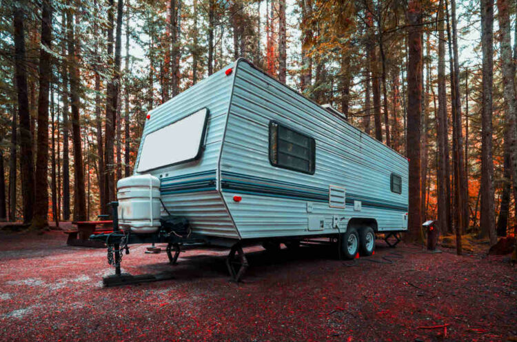 Assurance caravane: comment assurer une caravane en hivernage?