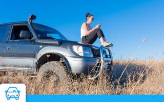 Pare-buffle et boule d'attelage: règles en cas d'accident