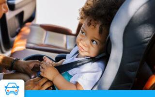 Ceinture de sécurité, siège enfant ou bébé: quelles sont les règles?