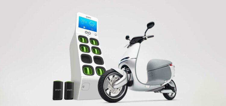 GoGoro, le scooter électrique toujours chargé